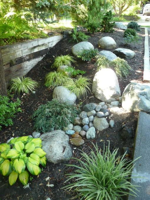 Landscape Boulders Spokane : Spokane south hill treaty special additions landscaping llc