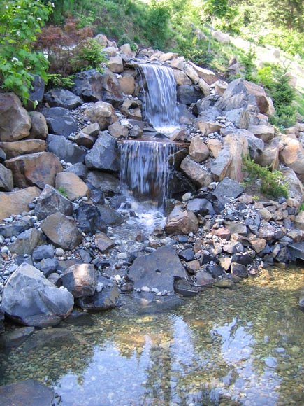 Water Features Special Additions Landscaping Llc